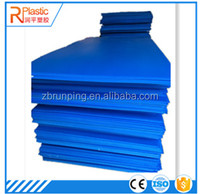 Multifunctional thick PP corrugated plastic poster board
