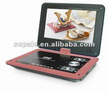 9.5 inch Mini TV with DVD Player