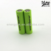 Authentic high drain 18650 battery SZNS rechargeable 2500mah battery cell for e-cig