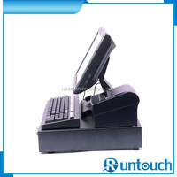 Runtouch RT-6800A Retail POS Package Supermarket POS Cash register with barcode sanner