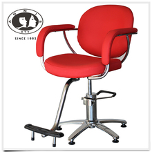 DTY China gold supplier popular design and style headrest salon furniture durable and easy to clean portable salon chair