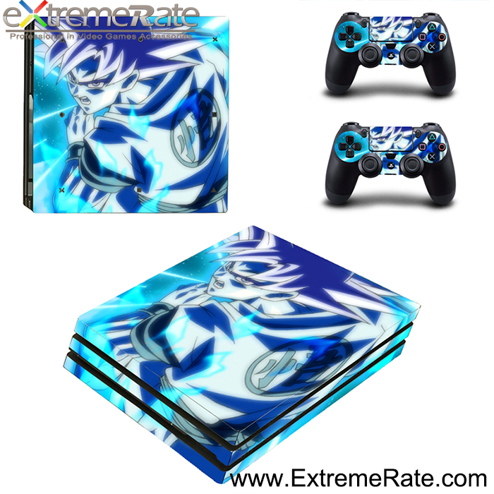 Customized Design Protective Skin Cover For PS4 Pro Console and Controller