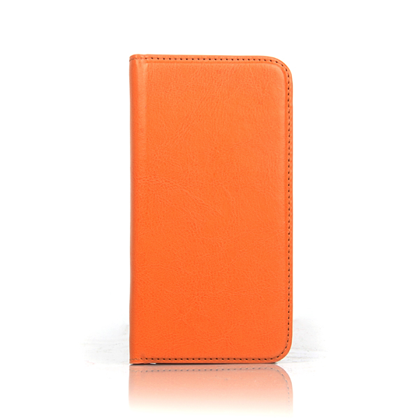 PU leather cell phone wallet case for iphone 7