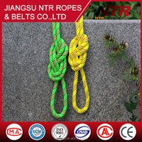 NTR nylon braided Climbing rope fall harness protection