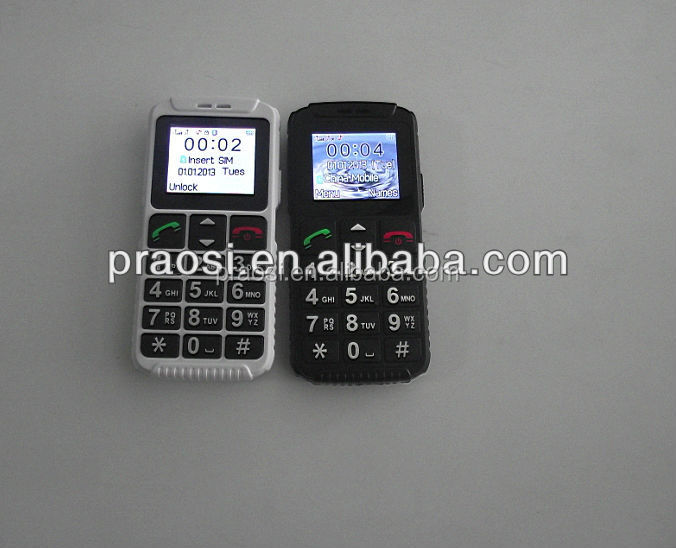 quad band gsm 850 900 1800 1900mhz, dual sim card, sos big button, louder speakers elder cell phones