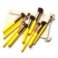 New arrival cheap cute gifts brushes make up,make up brushed beauty products,natural goat hair makeup brush
