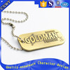 new style unique cheap metal dog tags for men