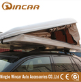 Hard Shell Manual Type Car Roof Top Tent with Fibreglass Hard Top Worked by Handle Cranks