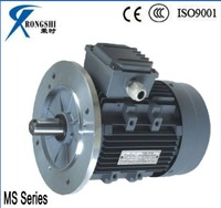 MS series fan cooled three phase electric motor
