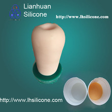 Professional grade skin-safe silicone rubber RTV skin 228812 and easy to use