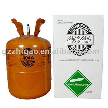 Good Sale 99.99%pure R404A Refrigerant Gas