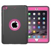 "Kids Proof Shockproof 10.1"" Tablet Silicone Case For iPad Mini3"