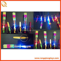 Electronic Toys Type led flying toys led light up arrow helicopter BO3230900