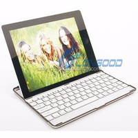 Portable Wireless Bluetooth Keyboard for Ipad, with cover case