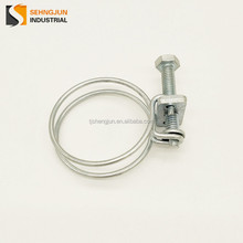 Adjustable american type speed pipe clamp