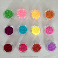 2015 Rainbow Color Glitter Powder Shaker for wholesales