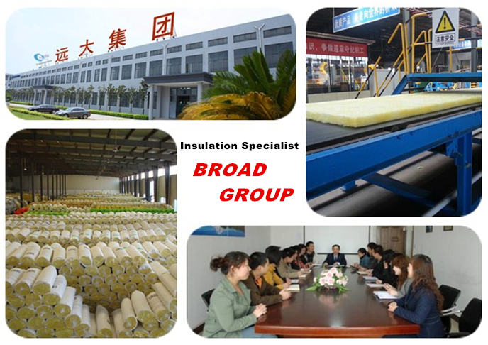 Exporting good quality glass fiber wool
