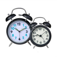 cheap table clock , vintage decoration for home table clock