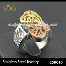 25R016 o ring stainless steel jewelry
