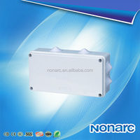 NO-BA PVC junction box,types of Waterproof Electric Box