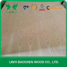 Low price ash plywood/ash fancy plywood for funiture