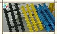 Colorful and safety FRP pit grates FRP pultruded grating