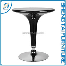 Top quality plastic bar table and chair used bar furniture