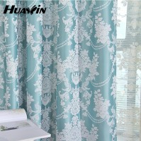 hot selling most beautiful latest design jacquard curtain