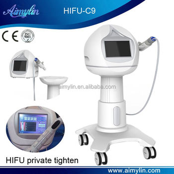 HIFU private tighten women machine
