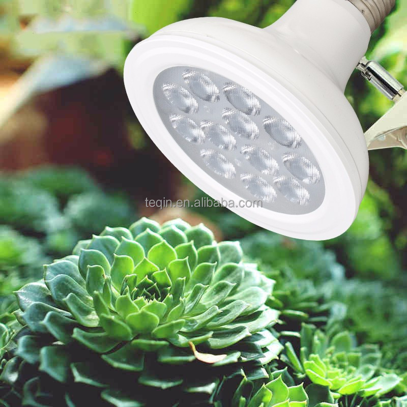 Factory directly selling E27 8W 12W 18W led plant grow lights