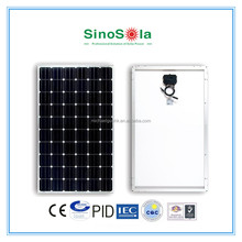 From 3w to 350w OEM acceptable mono 250w bosch solar panel