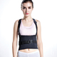 OEM service factory Neoprene double pull weight loss gym fitness hot slimming waist trimmer belt