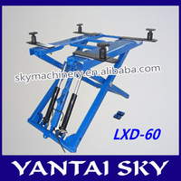 2014 new product china supplier elevadores de autos/used car lifts for sale/scissor car lift