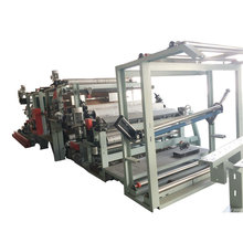 HH-A137 automatic fabric silicone coating machine