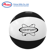 Outdoor Promotional Inflatable big Beach Ball with Logo Printing
