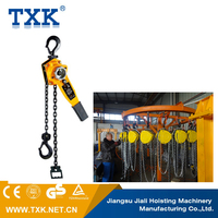 Chain pulley Hoist/hand operated chain pull lift Block /hand-actuated chain lift blocks hand puller