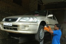 Auto Refinish Paints for Cars, Buses, Trucks, Trailers, Tankers, Railway Wagons & Coaches, Quick Drying Industrial Finishes for