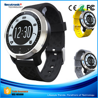 Alibaba China Manufacturer Android 3G Wifi Watch Phone without Camera with Round Screen Android 5.1