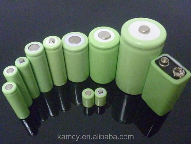 cheap chinese sc 1.2v aa rechargeable battery nimh sub c 3000mah high discharge rate with solder tabs and wires