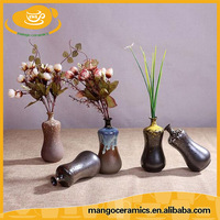 Antique creative ceramic porcelain flower vase wholesale
