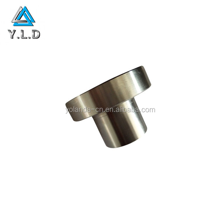 High Precision ISO9001 Grinding Turning AISI 304/316/303 Parts With Design Customized