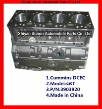 Cummins truck diesel engine 4BT3.9 cylinder block 3903920 C3903920