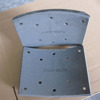 41039-90278 truck brake lining manufacture for UD CW53