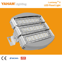 YAHAM Mean Well power supply IP65 LED Tunnel Light,30w 60W 90W 120W 150W led tunnel light manufacturer