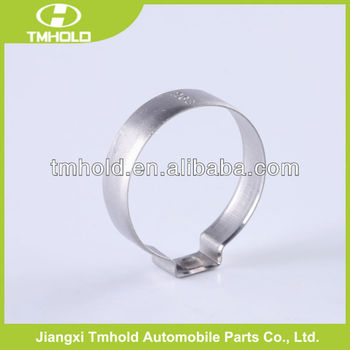 carbon steel single ear hose clamp