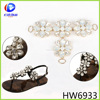 Decorations T Shape Sandal Chain Uppers