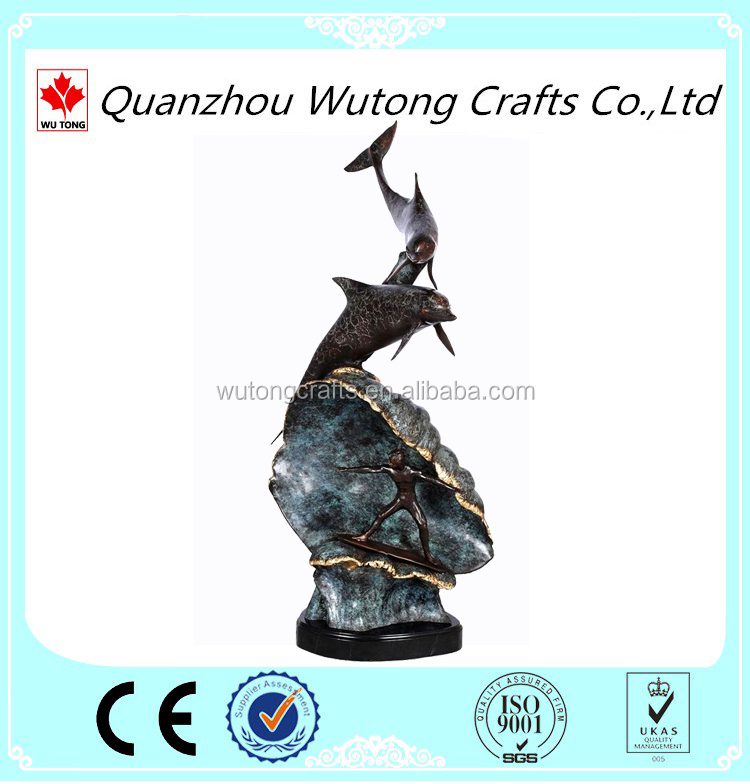 Resin Crafts for Surfer Dashboard Figurine Personal Customization Home Decoration