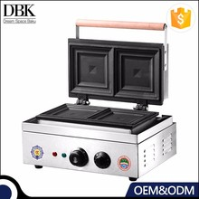 Kitchen Equipment Hot Dog Sandwich Machine / Sandwich Maker