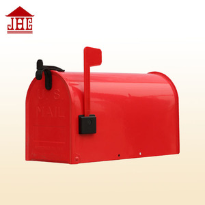 Foshan JHC-4020 american mailbox for mail and parcel without lock