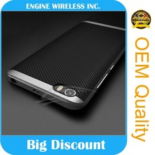 mobile phone set carbon fiber case for iphone 4